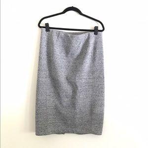 H&M pencil skirt.