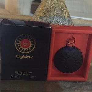 Byblos Other - Brand new vintage B by Byblos 5 ML EDT mini