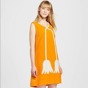 Victoria Beckham Dresses & Skirts - Victoria Beckham orange dress