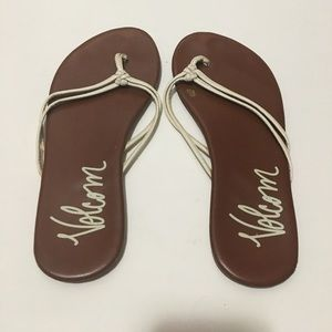 Volcom Shoes - Volcom slippers (flip flops)
