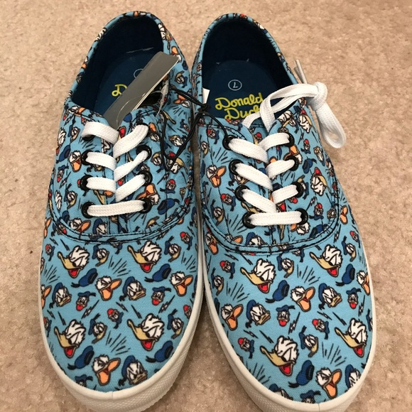 9d11ad4cdd Brand new Disney Donald Duck sneakers