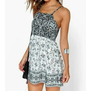 Boohoo Petite Dresses & Skirts - Printed Sundress