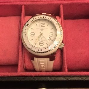 Swiss Legend Accessories - Swiss Legend Neptune silicone strap watch