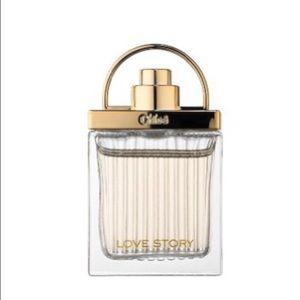 Chloe Other - Chloe love story mini eau de parfum 0.25oz