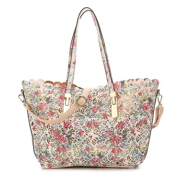 f5509c08e1c Aldo Farkleberry Handbag Tote NWT
