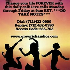 Accessories - CHANGE YOUR LIFE WITH THIS DAILY CALL!!!