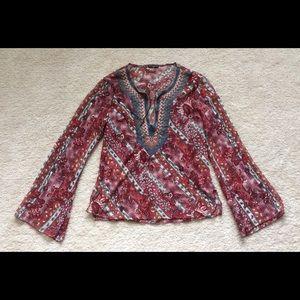 FANG Tops - Woman's FANG blouse.