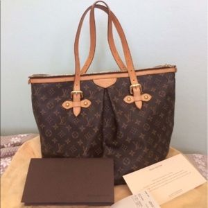 Louis Vuitton Handbags - Louis Vuitton Palermo GM