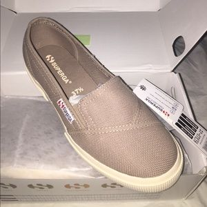 Superga Shoes - Brand New Superga Women's Cotu Sneakers