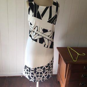Desigual Dresses & Skirts - Desigual by Christian Lacroix Geometric Dress M