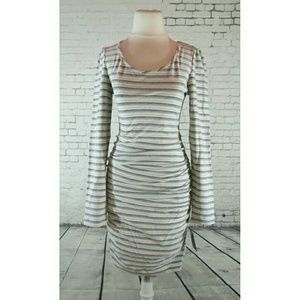Tart Collections Striped Long Sleeve Dress