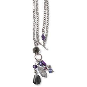 Lia Sophia Jewelry - Lia Sophia Best Selling Violet Hour Necklace