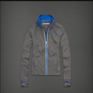 Abercrombie & Fitch Jackets & Blazers - Abercrombie active full zip jacket