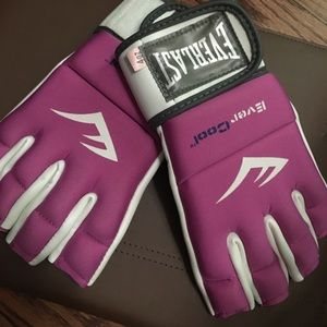 Other - Everlast pink boxing/kickboxing gloves