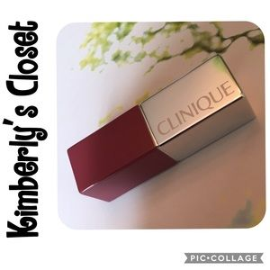 Clinique Other - 🛍🆕CLINIQUE POP - Plum Pop Lip Color