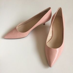 Nine West Light Pink/Nude Heels