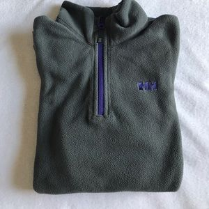 Helly Hansen fleece.