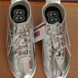 Onitsuka Tiger by Asics Shoes - Onitsuka Tiger Mexico 66 silver sneakers