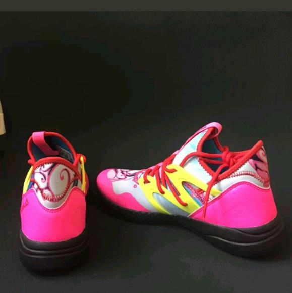 Custom Womens Reebok Hayasu Size 8  Zumba approved 3dd324a60