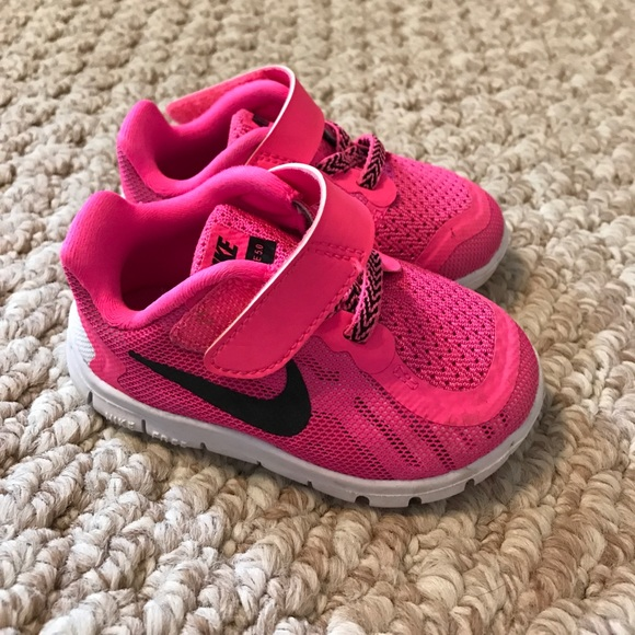 Hot Pink Infant Nike Sneakers | Poshmark