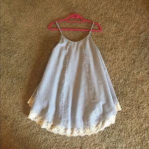 Umgee Mini Dress/ Tunic