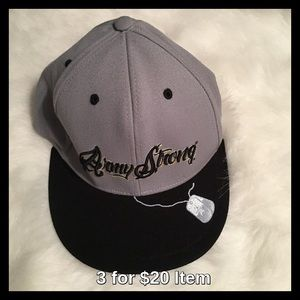 Other - Army Strong Ball Cap