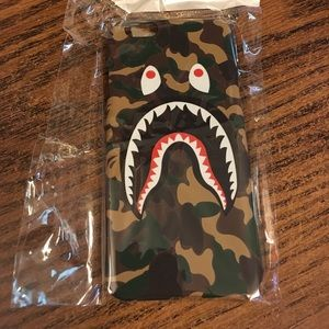bape Other - ✈️✈️✈️ Bape Camo Hard Shell Case iPhone 6 6s