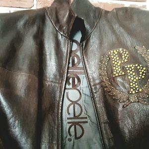 Authentic PELLE PELLE Leather jacket