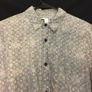 Analog Other - Short sleeve button down