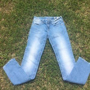 Miss Me Denim - Miss Me Skinny Light wash jeans!