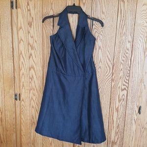 Akris Punto Dresses & Skirts - Denim blue Akris Punto halter dress