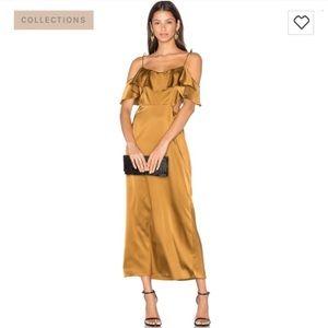 lpa Dresses & Skirts - Revolve Clothing Silk LPA dress NWTA