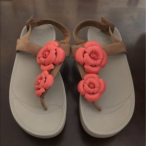 Fitflop sandals. Great condition. Size 9.