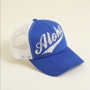 NWT Billabong Trucker Hat