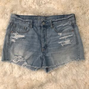 American Eagle Outfitters Pants - DISTRESSED SHORTS