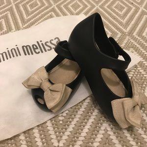 Mini Melissa Other - Mini Melissa Ultragirl Bow Flat