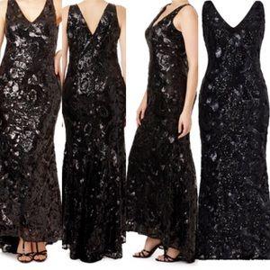 Carmen Marc Valvo Dresses & Skirts - Carmen Marc Valvo Dimension Gown  16 18 SEND OFFER