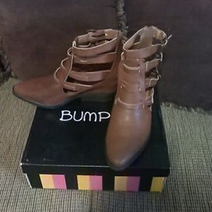 Bumper Shoes - New in the Box Bumper Ankle Boots