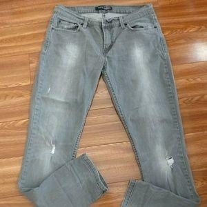 Levi's Denim - Levi's Low rise Skinny Jeans