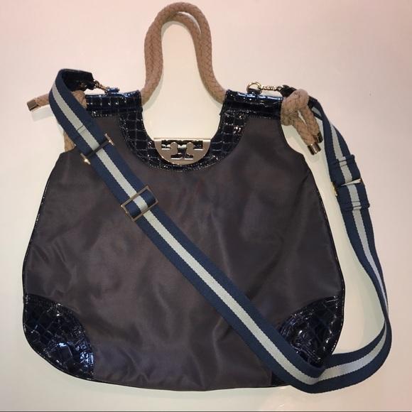 Tory Burch Handbags - Tory burch satchel w shoulder strap  never used