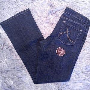Common Genes Denim - NWT Common Genes Rose Wash Boot Cut Jeans
