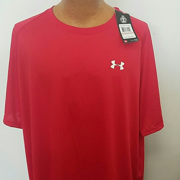48 off other under armour men 39 s t shirt 3xl from rob 39 s for Under armour 3xl polo shirts