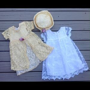 Crayon Kids Fashion Other - Picture Perfect Dress Bundle! NWOT