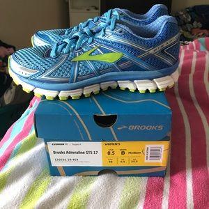 Brooks Shoes - Women's Brooks Adrenaline GTS 17