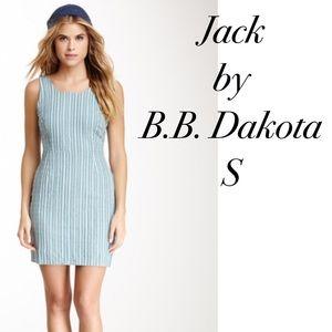 Jack by BB Dakota Dresses & Skirts - Jack by BB Dakota Pavilion Striped Dress S