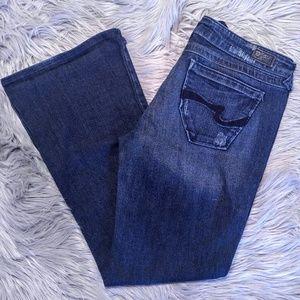 refuge Denim - Refuge Boot Cut Jeans