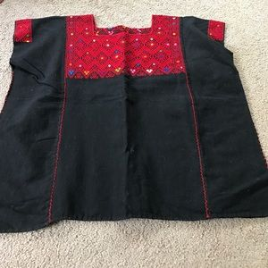 Tops - Mexican blouse