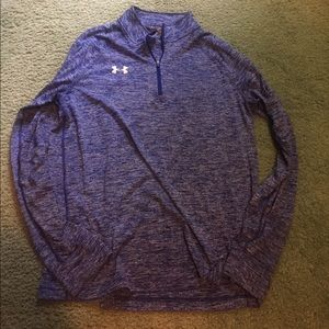 Under Armour Other - Quarter zip under armor long sleeve