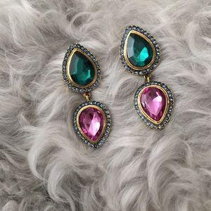 Olivia Welles Teardrop Earrings! NWOT
