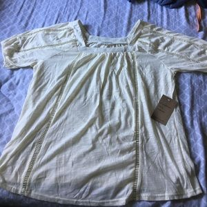 Tops - New ivory top